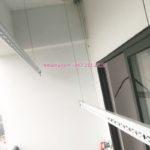 Bộ giàn phơi KS950 giá chỉ 1.090k lắp tại nhà chị Nhạn, chung cư 777 Giải Phóng
