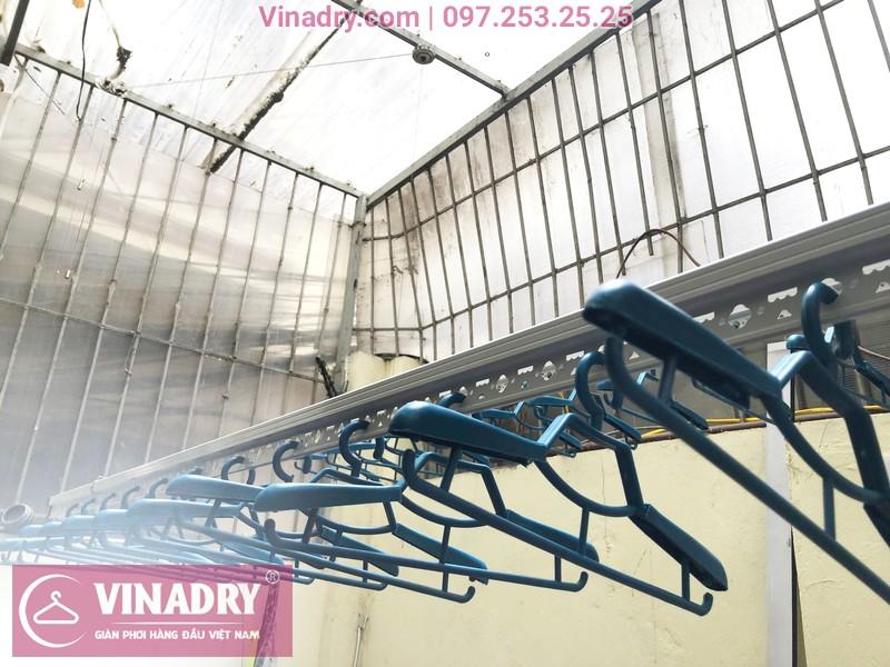 Lắp giàn phơi thông minh Vinadry GP941 cho nhà chị Minh, ngõ 162 Đội Cấn, Hà Nội - 03