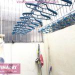 Giàn phơi Vinadry GP941 giá hơn 2 triệu lắp tại nhà chị Minh, ngõ 162 Đội Cấn