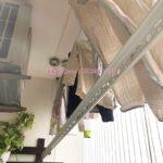 Sửa giàn phơi thông minh tại chung cư CT1 Xuân Phương nhà chị Luận căn 3005