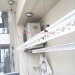 Sửa chữa giàn phơi tại Long Biên nhà cô Hải, chung cư 562 Nguyễn Văn Cừ