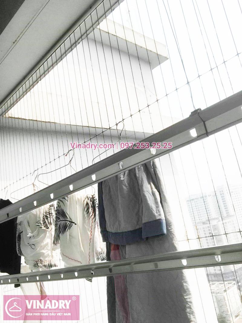 Sửa chữa giàn phơi giá rẻ tại chung cư Green Park nhà anh Thế - 02