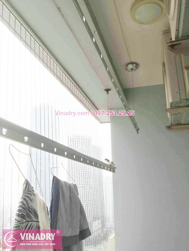 Sửa chữa giàn phơi giá rẻ tại chung cư Green Park nhà anh Thế - 05
