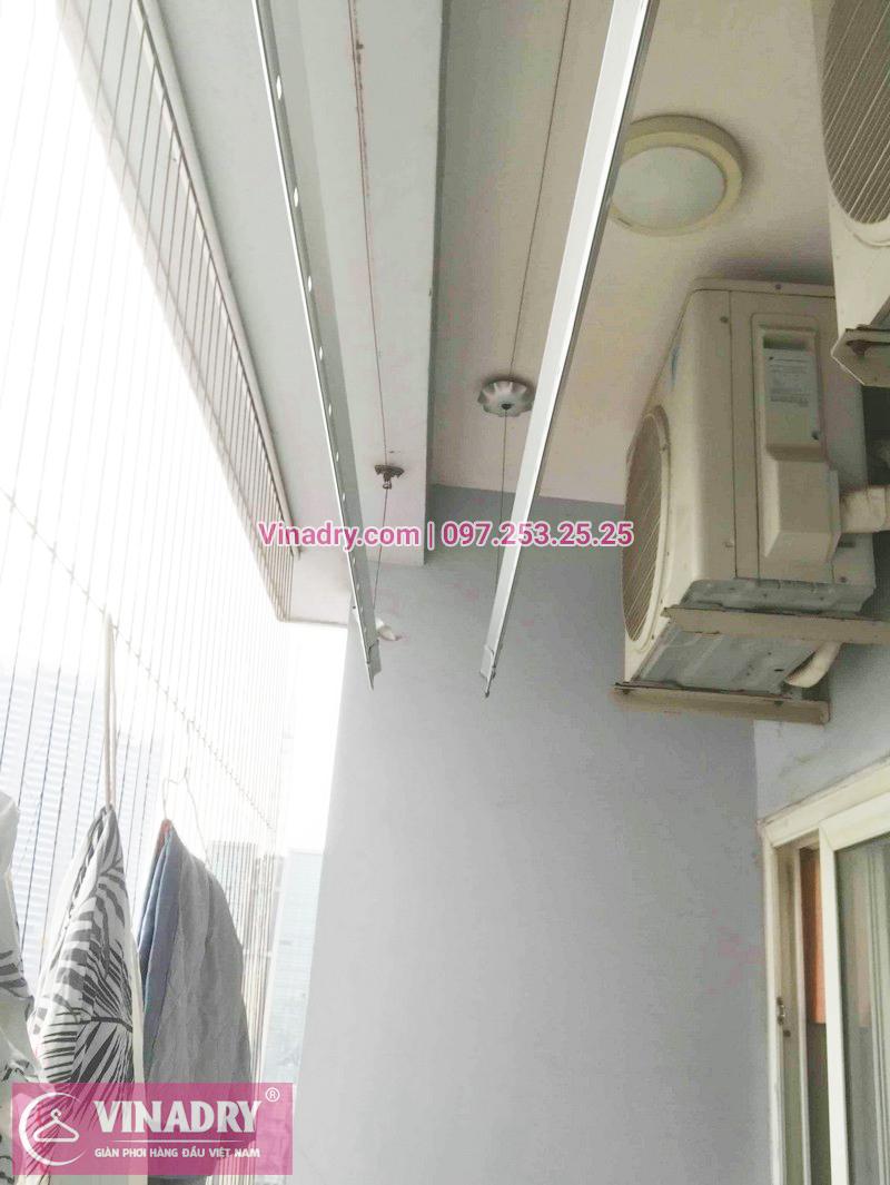 Sửa chữa giàn phơi giá rẻ tại chung cư Green Park nhà anh Thế - 06