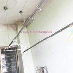 Sửa giàn phơi thông minh inox tại nhà chị Vân, tòa K7, KĐT Việt Hưng