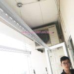 Vinadry sửa giàn phơi thông minh tại KĐT Việt Hưng nhà anh Phú, tòa CT20C