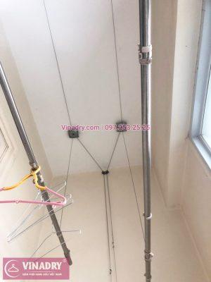 Sửa giàn phơi tại nhà giá rẻ nhất Hà Nội, ảnh sửa tại chung cư The Manor Mỹ Đình - 01