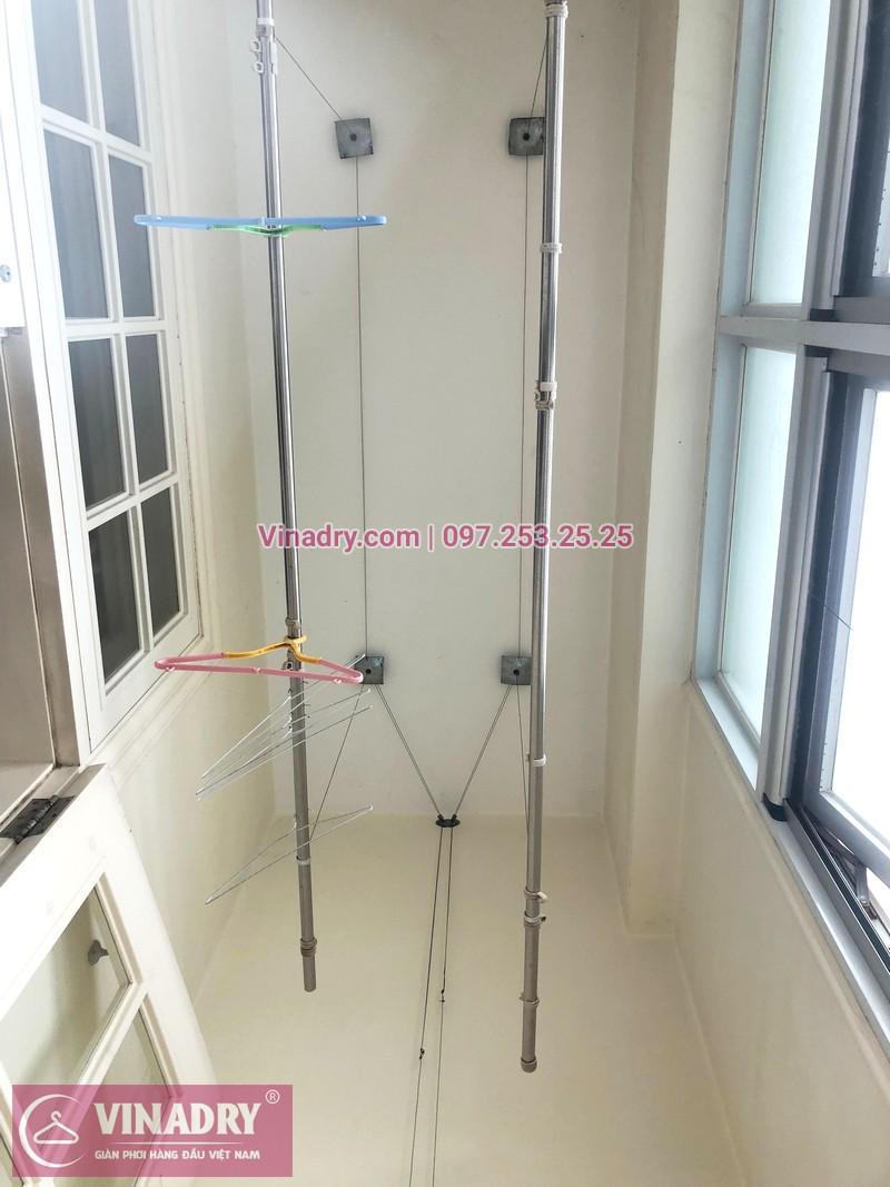 Sửa giàn phơi tại nhà giá rẻ nhất Hà Nội, ảnh sửa tại chung cư The Manor Mỹ Đình - 03