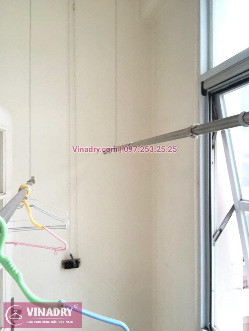 Sửa giàn phơi tại nhà giá rẻ nhất Hà Nội, ảnh sửa tại chung cư The Manor Mỹ Đình - 06