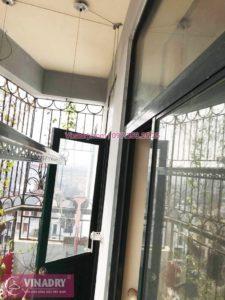 Sửa giàn phơi thông minh tại Long Biên nhà anh Hữu, ngõ 253 Nguyễn Văn Linh - 05