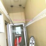 Thay dây cáp giàn phơi tại Long Biên giá rẻ, ảnh sửa thực tế tại chung cư Ecohome Phúc Lợi