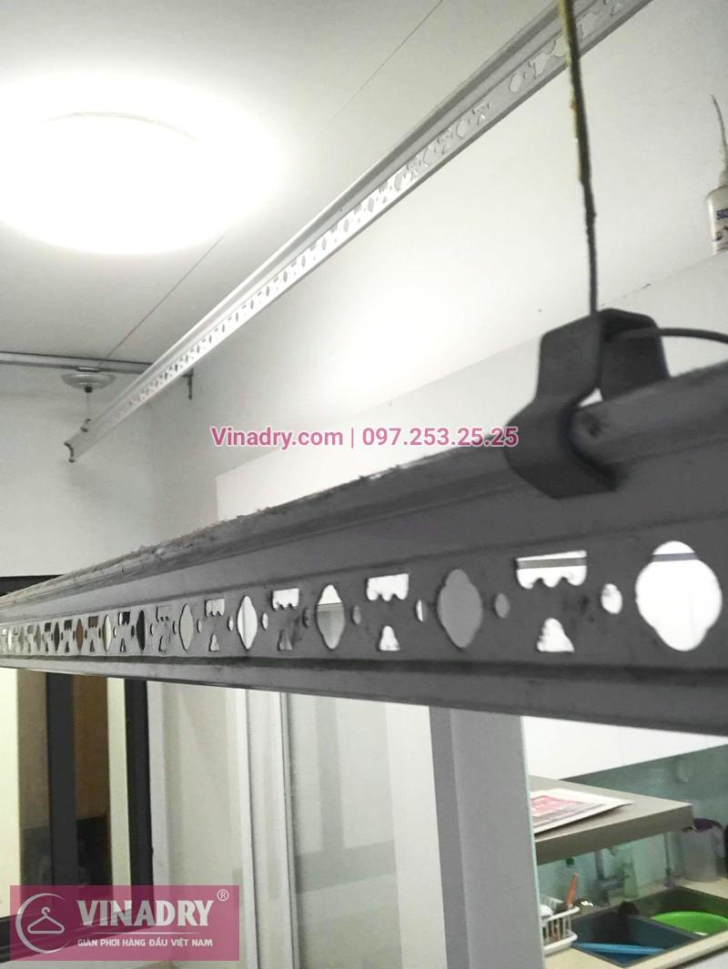 Ảnh và báo giá sửa giàn phơi thông minh tại Park Hill nhà chị Hoàn, Park 10 - 03