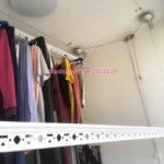 Sửa giàn phơi thông minh giá rẻ tại Park Hill Times City nhà chị Hiền, tòa Park 8