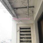 Thay dây cáp giàn phơi thông minh tại Times City nhà chị Hào, tòa T9