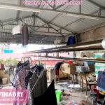 Giàn phơi Vinadry GP941 lắp trần mái tôn tại số 162 ngõ trại cá Hai Bà Trưng Hà Nội, nhà chú Tiến