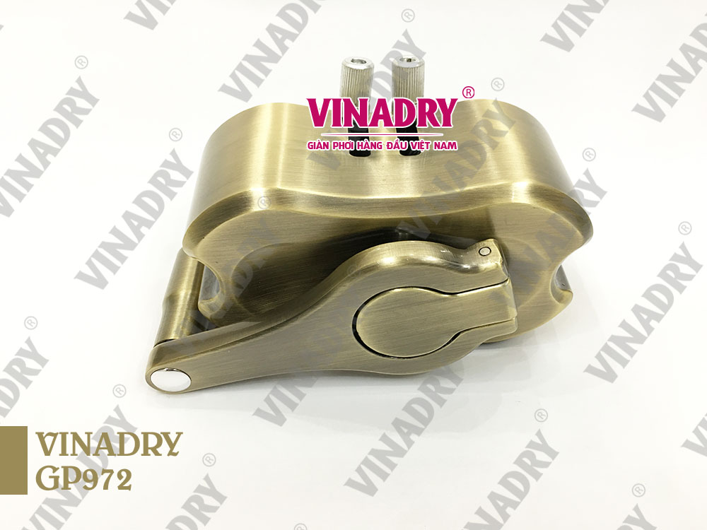 Bộ tời giàn phơi VINADRY GP972 CR