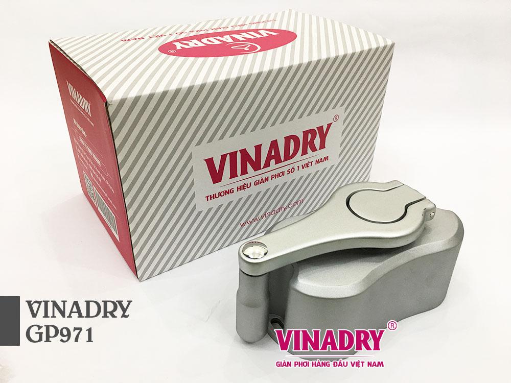 Giàn phơi thông minh chống rối VINADRY GP971