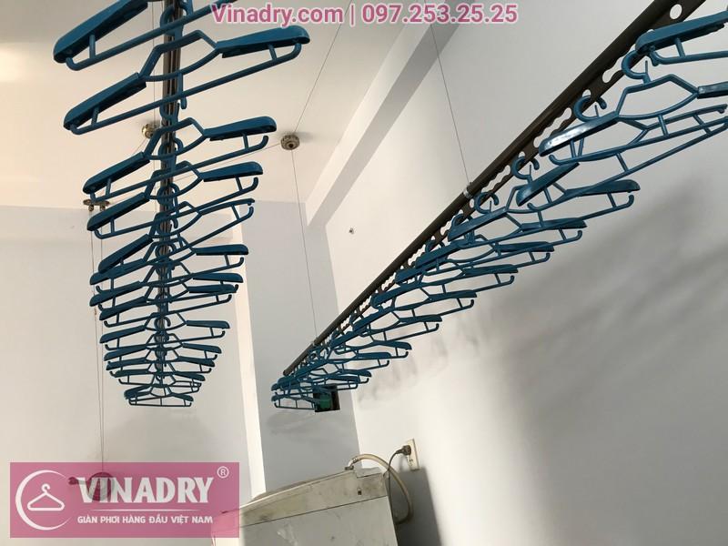 Lắp giàn phơi thông minh Vinadry GP941