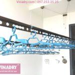 Giàn phơi đa năng Vinadry GP941 lắp tại KĐT Mễ Trì Hạ nhà anh Dưỡng