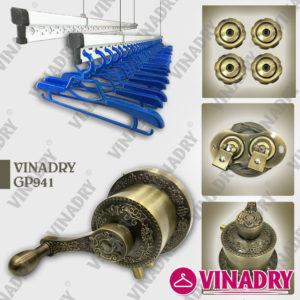 Giàn phơi thông minh Vinadry GP941 ra đời chấm dứt hẳn chuỗi ngày cơ cực của bạn - vinadry-gp941
