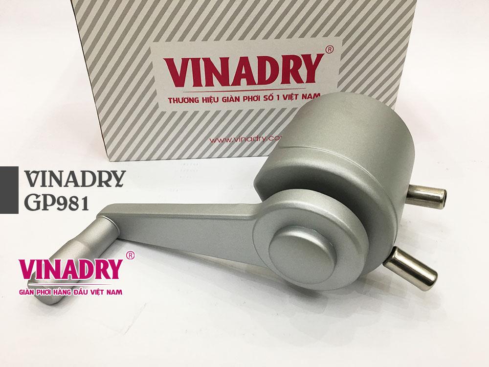 Giàn phơi Vinadry GP981 CR - Chống rối