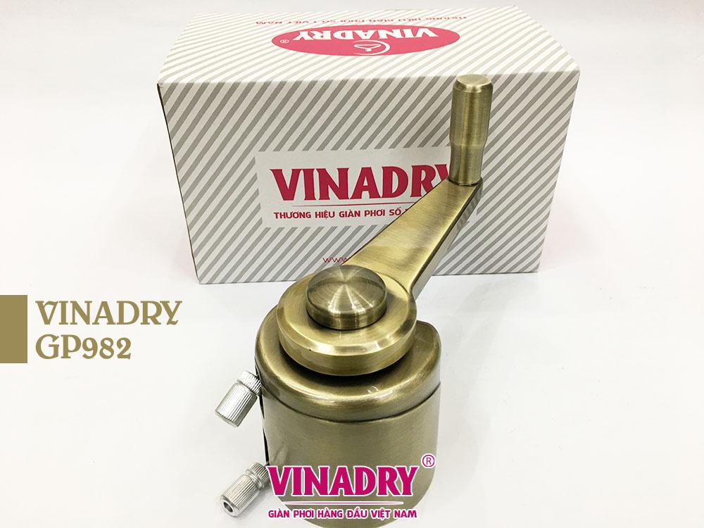 Giàn phơi thông minh Vinadry GP982 CR - Chống rối