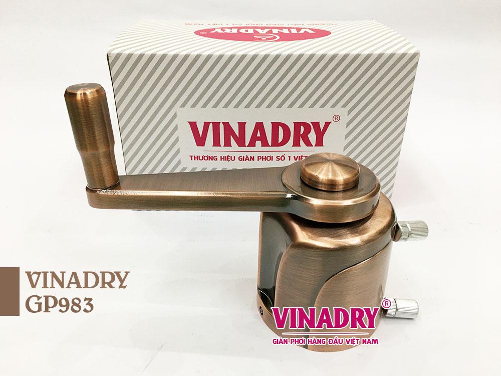 Giàn phơi Vinadry GP983 CR - Chống rối