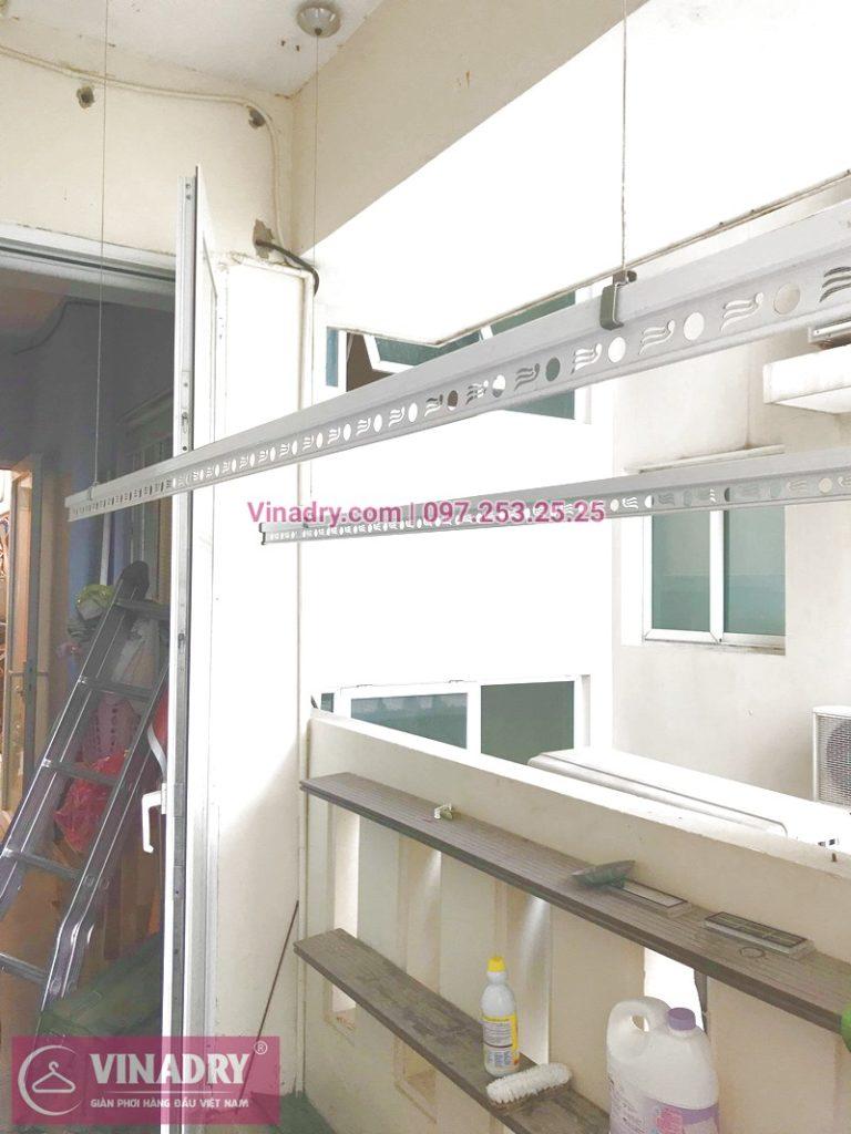 Thay dây cáp nhanh giá rẻ bảo hành dài hạn tại căn hộ 2501 29T1 đường Hoàng Đạo Thúy Hà Nội