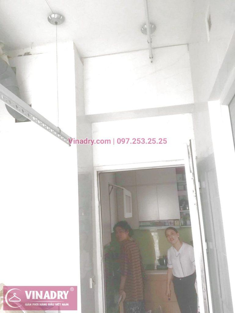 Vinadry cung cấp dịch vụ thay cáp thay bộ tời giàn phơi giá rẻ, chất lượng TỐT nhất tại Hà Nội và Hồ Chí Minh