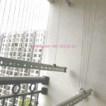 Vinadry thay dây cáp chống gỉ giá rẻ chất lượng cao tại căn 2104 T9 Times City
