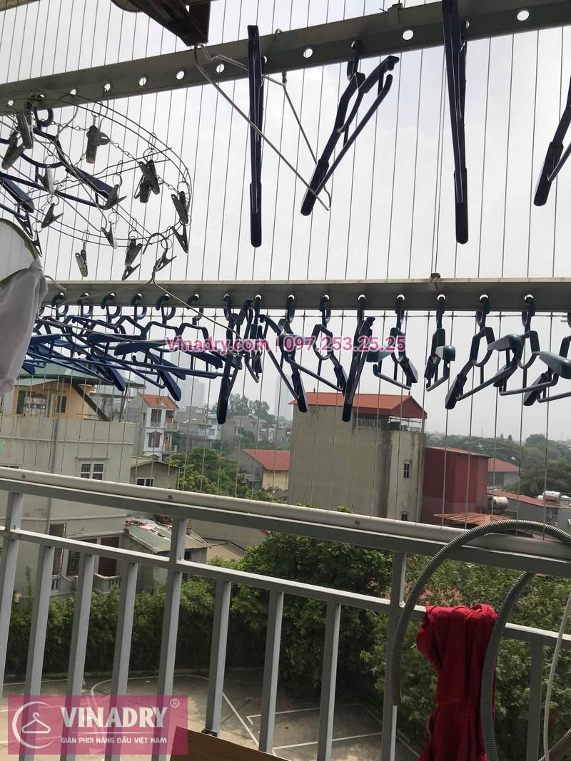 Sửa chữa giàn phơi thông minh khi bộ tời bị hỏng tại Hà Đông, địa chỉ cung cấp linh kiện giàn phơi XỊN tại Hà Nội