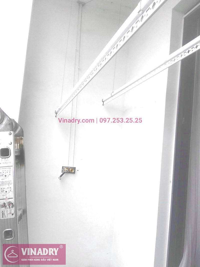 Dịch vụ sửa giàn phơi thông minh giá rẻ nhất thị trượng của Vinadry
