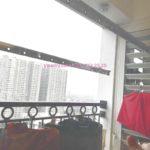Thay bộ tời, thay linh kiện giàn phơi nhanh giá rẻ nhất Hà Nội tại căn hộ 1805 T3 Times City