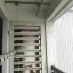 Sửa giàn phơi thông minh Hai Bà Trưng nhà anh Chu, căn hộ 0807, tòa T6 Times City – Park Hill