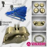 3 mẫu giàn phơi chống rối mới nhất của Vinadry: GP971, GP972, GP973