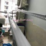 Sửa giàn phơi tại Bắc Từ Liêm, nhà anh Lân căn 701, chung cư N01T3, Xuân Đỉnh