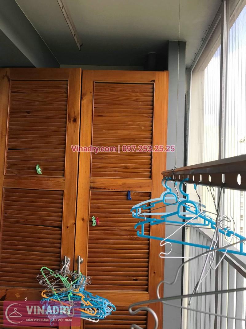Báo giá thay thế linh kiện giàn phơi chất lượng, giá rẻ tại Vinadry
