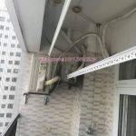 Sửa giàn phơi thông minh – Thay bộ tời KS950 tại Linh Đàm nhà chú Hồ