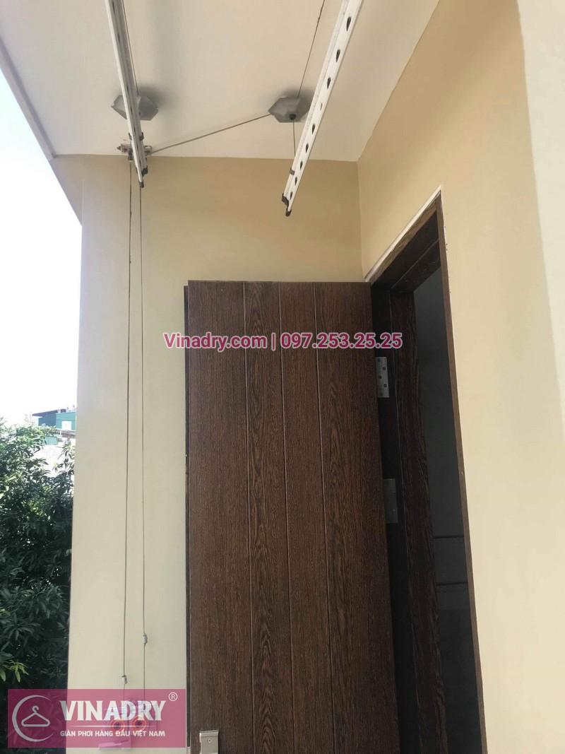 Vinadry thay bộ tời giàn phơi HP999B ở Nam Từ Liêm, số 7 ngõ 180/11, Đình Thôn nhà chị Ba 04