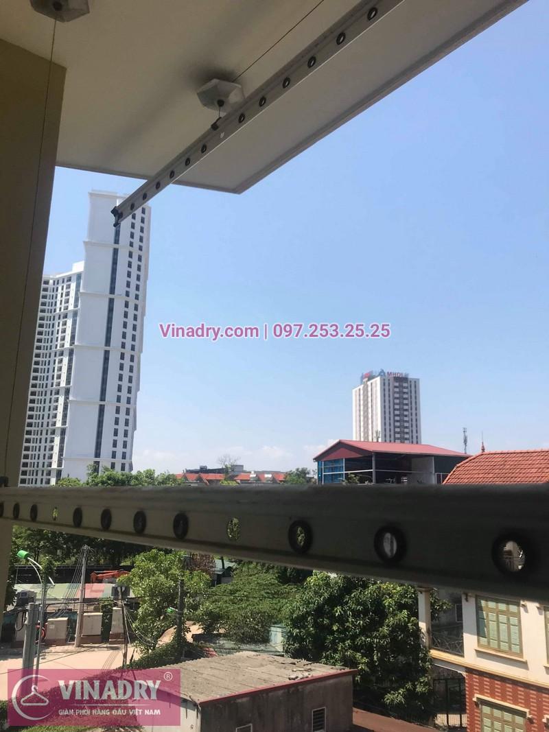 Vinadry thay bộ tời giàn phơi HP999B ở Nam Từ Liêm, số 7 ngõ 180/11, Đình Thôn nhà chị Ba 06
