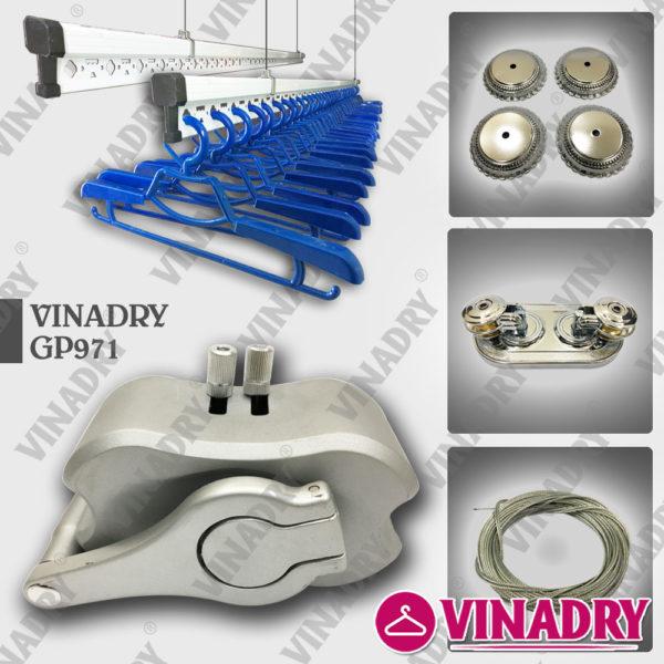 [VINADRY] cung cấp các mẫu giàn phơi thông minh chống rối chất lượng, giá rẻ nhất