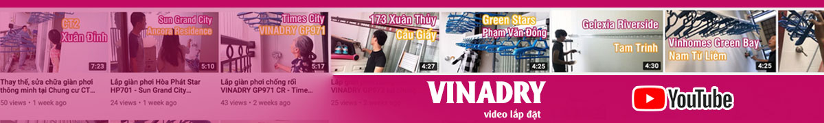 Vinadry tren youtube