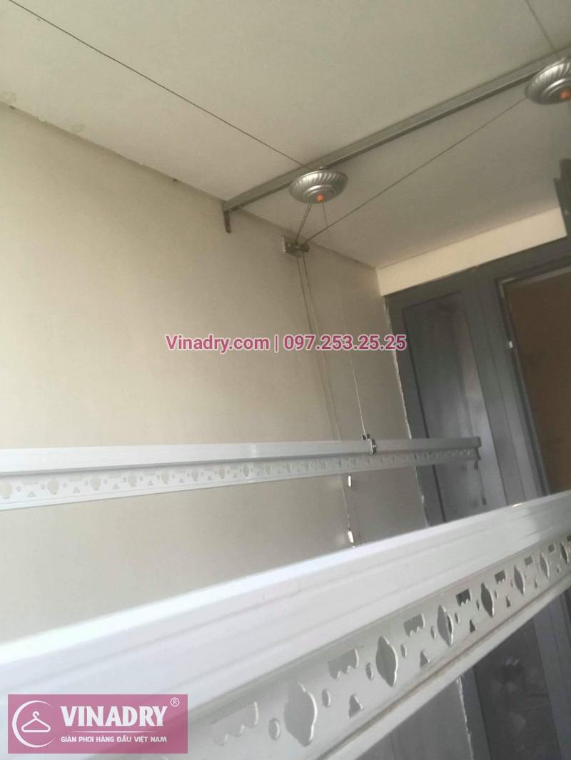 Vinadry đã thay dây cáp trong bộ tời tại Long Biên cho nhà cô Nha 01