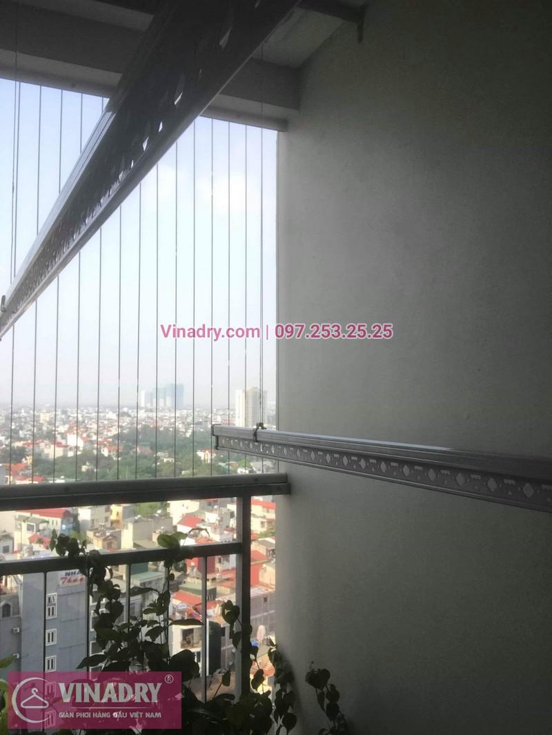 Vinadry đã thay dây cáp trong bộ tời tại Long Biên cho nhà cô Nha 07