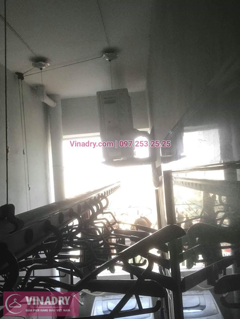 Vinadry là đơn vị sửa chữa giàn phơi nhanh nhất - Thay linh kiện chất lượng giá rẻ nhất