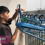 [Vinadry] chuyên lắp giàn phơi thông minh tại khu đô thị Vinhomes Grand Park