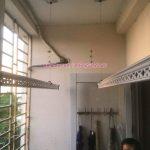 Sửa giàn phơi quần áo tại Gia Lâm, khu đô thị Đăng Xá cho nhà chú Thụy