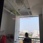 Thay bộ tời KS950 tại chung cư New Horizon City, Hoàng Mai cho nhà anh Nhung