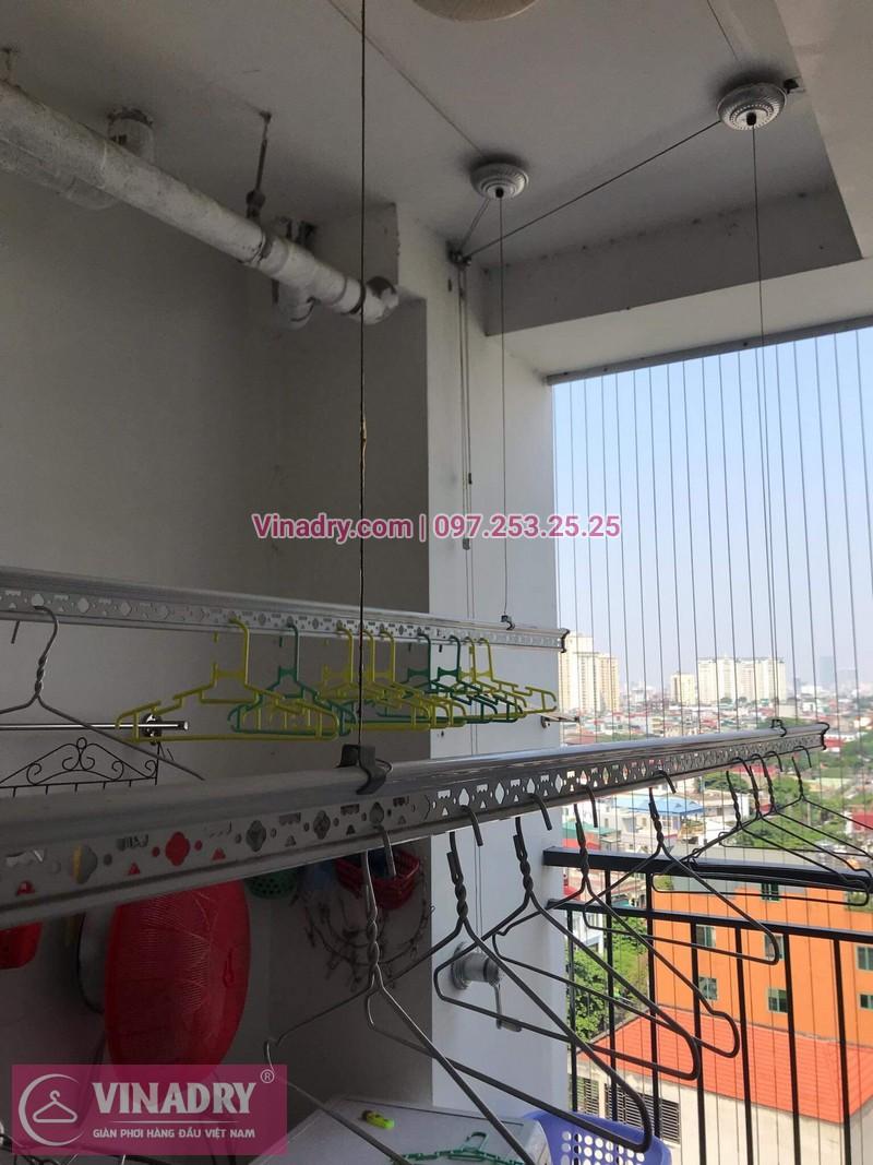 Vinadry thay bộ tời KS950 tại chung cư New Horizon City, Hoàng Mai cho nhà anh Nhung 06