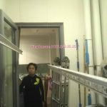 Vinadry lắp giàn phơi Hòa Phát KS950 tại ParkHill, Times City, căn hộ 0305 cho nhà cô Cẩm